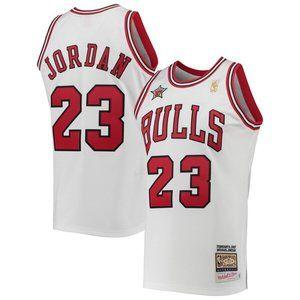 Nike NBA Chicago Bulls Michael Jordan Jersey #23